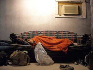 Youth Homelessness is a big issue