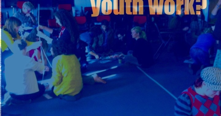 Youth work podcast