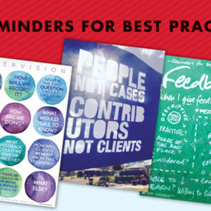 Reminders for Best Practice